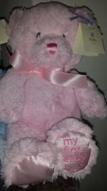 GUND MyFirst Teddy Roze 25cm