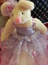 Ballerina Muis Music Box