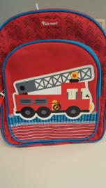 Brandweerwagen Kidzroom rugzak