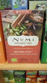 NUMI Organic Thea Golden Chai