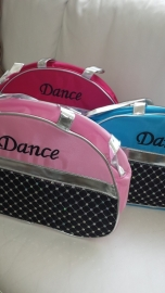 Dance Bag Pailet Rood