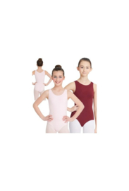 High Neck Tank leotard CC201 Czpezio BUR