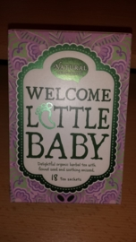 welcome little baby thee