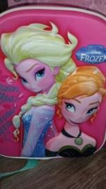 Schooltas Frozen 27cm 3d