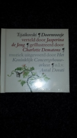 Tjaikovski Doornroosje + CD