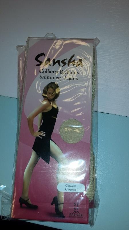 tights Shimmery T92 Sansha
