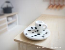 Keuken | serviesset | dots