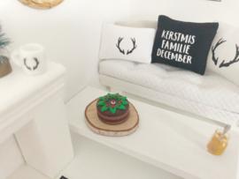 Feestdagen | kerst | kerst taartje 1
