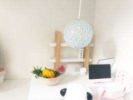Lampen en Lichtsnoeren | Hanglamp | Cotton Balls | licht blauw