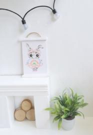 "Wanddecoratie | Posters | Illeke | ""Bobbie"""