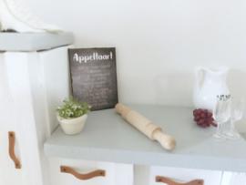 Keuken | houten deegroller | per stuk
