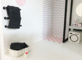 Badkamer | Badsetje | zwart