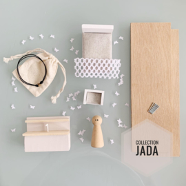 Roses and Butterflies | Jada Collectie