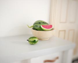 Keuken | Eten & drinken | watermeloen | heel | klein