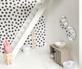 Badkamer | Spiegel rond