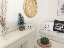 Feestdagen | Kerst | mini kerstboompje