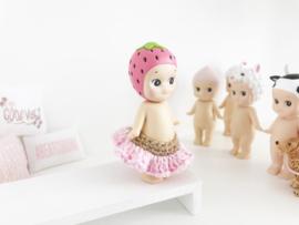 Mini Tipi | rokje sonny angel | roze + goud