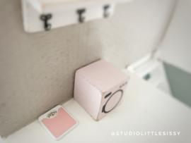 Bathroom | Libra | pink