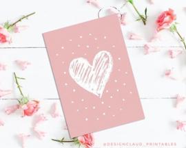 Wanddecoratie | Posters | valentijn | van Designclaud