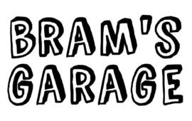 DIY Garage   Ohmygoody naamsticker