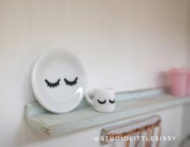 Keuken | serviesset | sleepy eyes