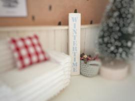 Feestdagen | Kerst | houten plank | Wintertime