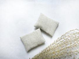 Slaapkamer  Textiel | beddengoed | hoofdkussens | sand