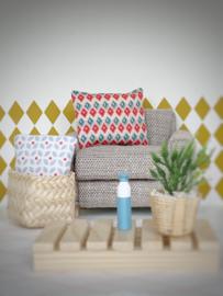 Textiel | kussens | 4 x 5 | Roomseven wiebers