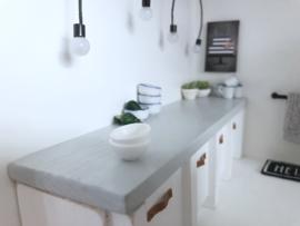 Keuken | servies | 2 witte schaaltjes