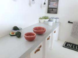 Keuken | keramiek schaaltje | klein