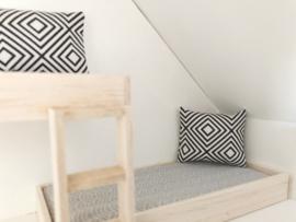 Textiel | Kussentje  | 4 x 5 cm | hypno