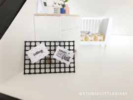 Office | Little Sissy | Card rack.