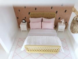 Textiel | 2 pers. Beddengoed set | Dollhous3design