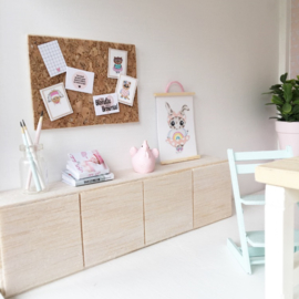 Dressoir | @lolkjes.dollhouse