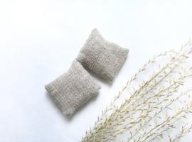 Textiel | beddengoed | hoofdkussens | sand