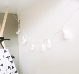 Lampen & planten |  Lichtsnoer wit