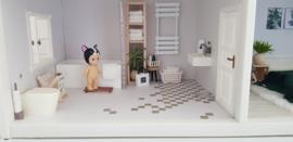 Bathroom | sticker | Floor tiles