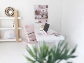 Wanddecoratie | Posters | @tikkieretro | IXXI | pink