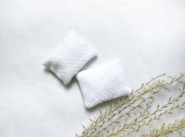 Textiel | beddengoed | hoofdkussens | wit