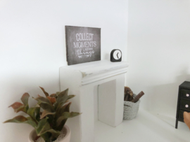 Woonkamer | krijtbord | Collect Moments