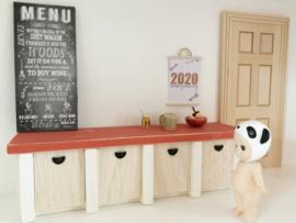 Keuken | meubels | keukenblok | fresh fruit