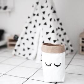 Kinderkamer | Miniatuur Paperbag