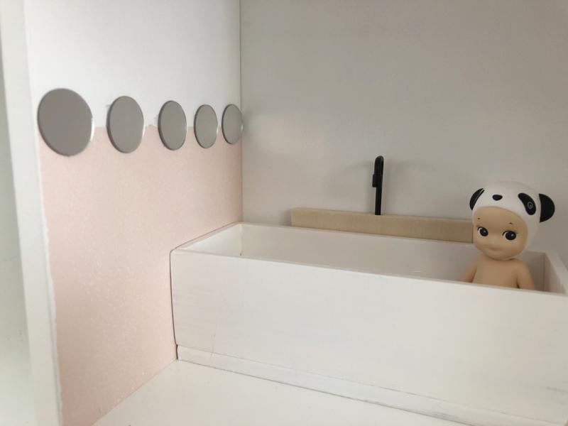 Badkamer | Spiegelset v 5 | rond