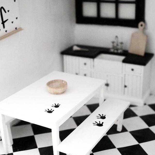 Keuken | Sticker |  | Dieren pootjes
