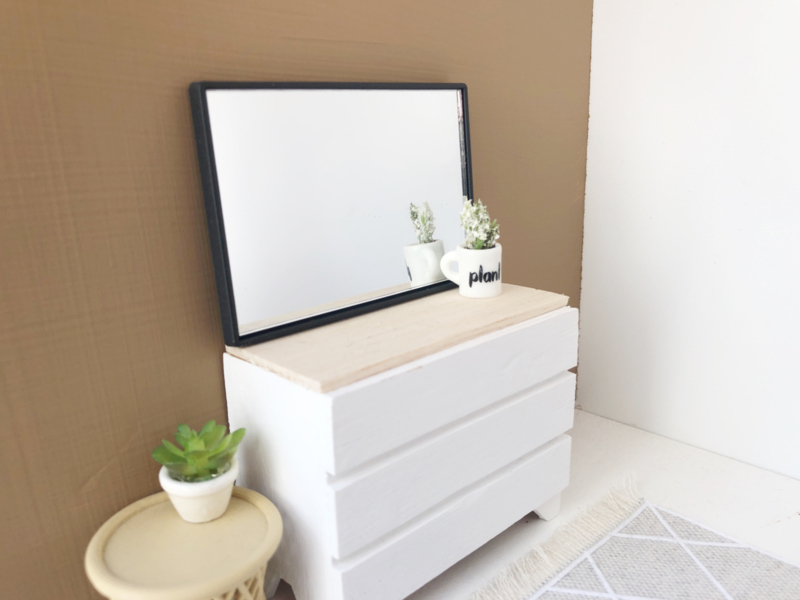 Badkamer | Spiegel | rechthoek