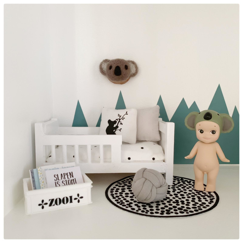 Slaapkamer | Mini sticker | Mountains groot