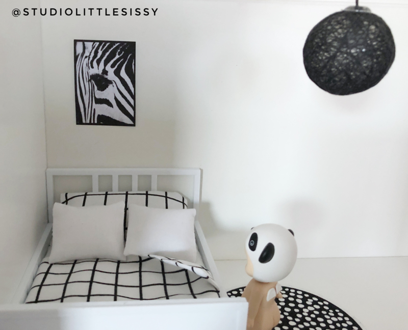 Wanddecoratie | Posters | Little Darling | Zebra
