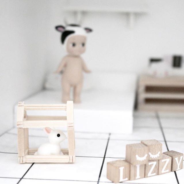 Slaapkamer | Speelgoed | Klein konijntje