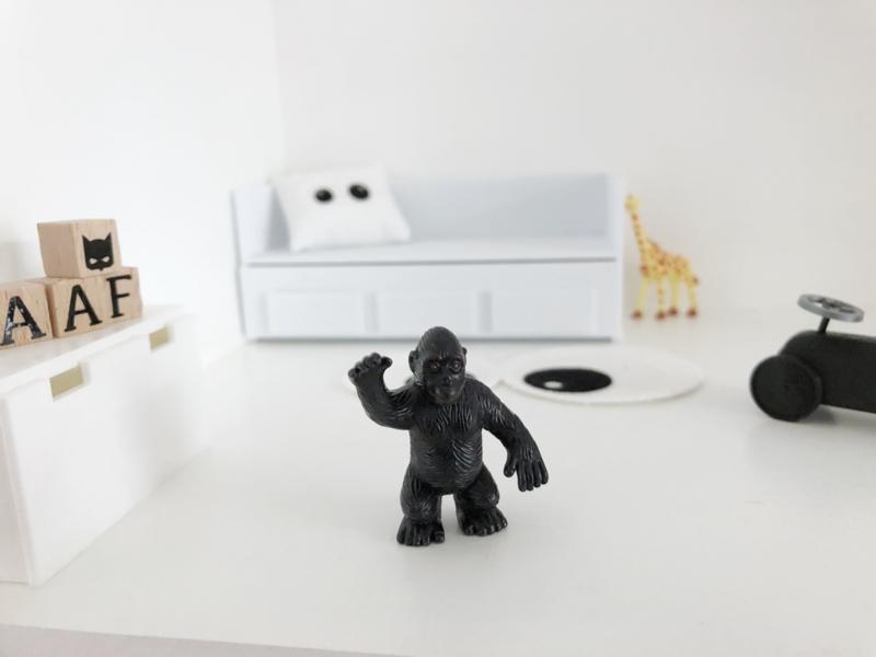 Slaapkamer | Speelgoed | gorilla