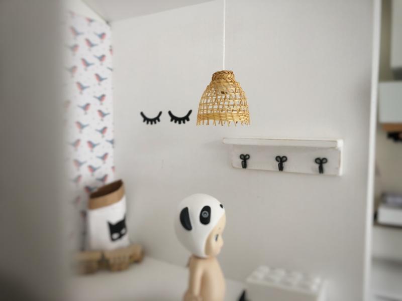 Slaapkamer | Mini sticker | Sleepy Eyes